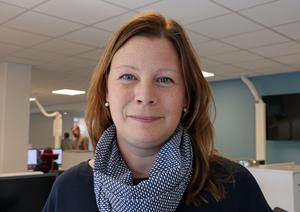 Åsa Malmström är ny ordförande för Nya Stiftelsen Gefle Dagblad