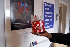 Trots gratis kondomer i olika färger och former, så minskar inte antalet klamydiasmittade i Ljusdal