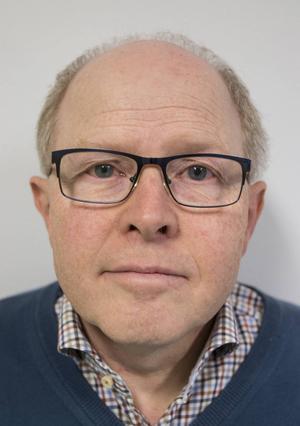Urban Tirén, överläkare och chef för barnkliniken på Östersunds sjukhus.