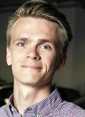 Pontus Magnusson är en av de eldsjälar som dragit ett stort lass i