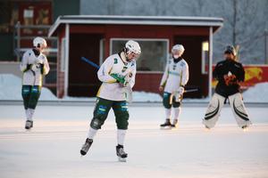 Norrtelje BF föll mot AIK på hemmaplan.