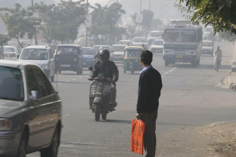Trafikdoden okar i vietnam