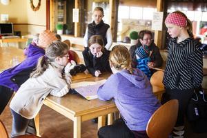 Runt 200 ryttare rider på Ljusdals ridklubb varje vecka.