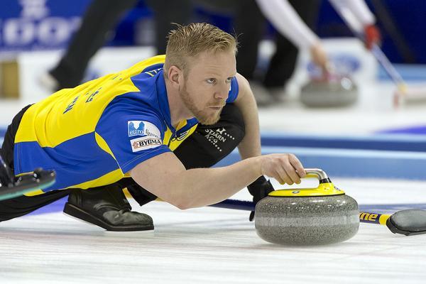 Lag Niklas Edin plockade hem tredje raka EM-guldet i dag.