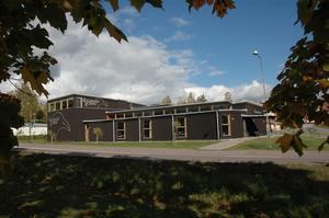 Kulturhuset Korpen i Skinnskatteberg .