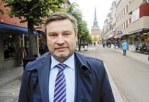 Riksdagsledamot Peter Helander (C) är glad över satsningen på de som bor på landsbygden.