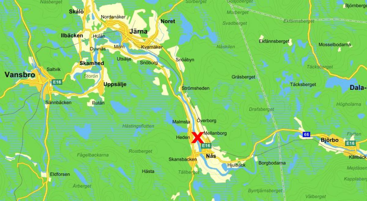 Storseger hemma fr Nornan mot Vansbro U - dt