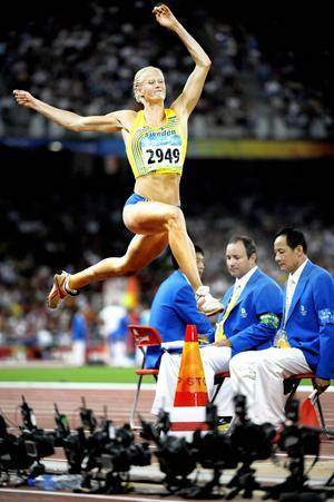 En av våra mest älskade idrottare någonsin – Carolina Klüft – kommer till Åre i maj.