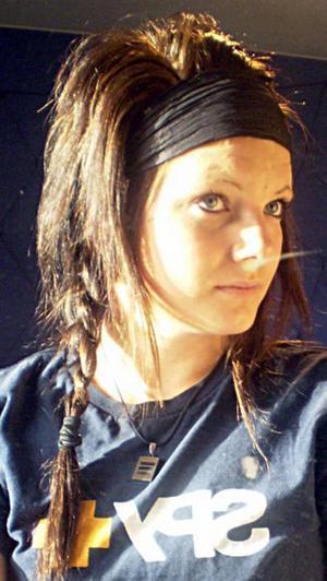 Sandra Högberg.