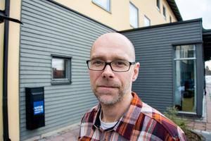 Nils Hallberg, miljöjurist på Naturvårdsverket: