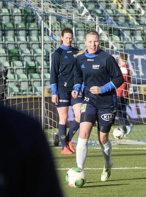 Amanda Hagelberg lämnar elitettan och Sundsvall för division 1 och Ljusdal.