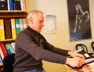 Ulf Eriksson menar att en bra ventilation är avgörande för både bra inomhusklimat och effektiv energianvändning.