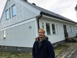 Jens Nilsson har fullt upp inför premiären av Mittrevyn.