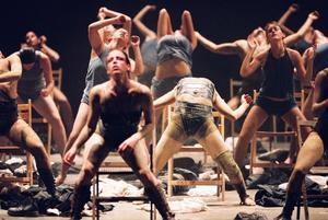"""Sverigepremiär har filmen """"Mr. Gaga"""" under Stocka Filmfestival. Pressbild."""