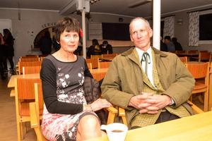 Yvonne och Håkan Englund: