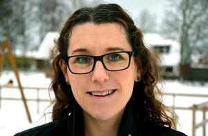 Cecilia Lindskog, rektor på Långängsskolan.