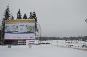 Företaget Obos räknar med att bygga nio hus på den fjärde etappen i Lilla Källviken fram till sommaren.