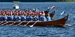 Roddtävlingarna på Siljan hade säsongspremiär i helgen. (Arkivfoto: Nisse Schmidt)