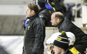 Patrik Larsson och Björn