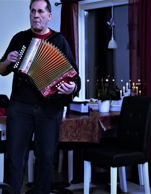 Bengt Synnebäck. Bild: Joacim Nilsson.