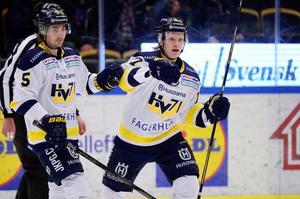 Emil Johansson ser ut att återvända till HV71.