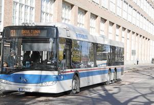 Buss även mellan Fagersta och Västerås?                                            Foto: VLT:s arkiv