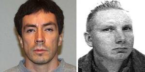 """Både Billy Rieloff och Mårten Tammiharju har långa """"brottskarriärer"""" bakom sig. De greps senast tillsammans efter en skottlossning i ett bostadsområde i Mjölby 2008.                            Foto: Polisen"""