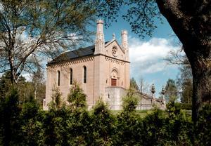 2 856 000 kronor anslås till renovering av Örebros gamla krematorium vid norra kyrkogården. Arkivbild: Sven-Eric Ardhage
