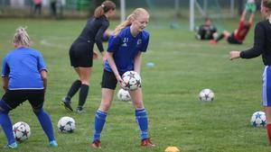 Matilda Ullström blir borta från spel i minst en månad