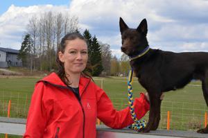 Caroline Mähler och Lilja från Iggesund representerar Sverige vid World Agility Open i Holland.