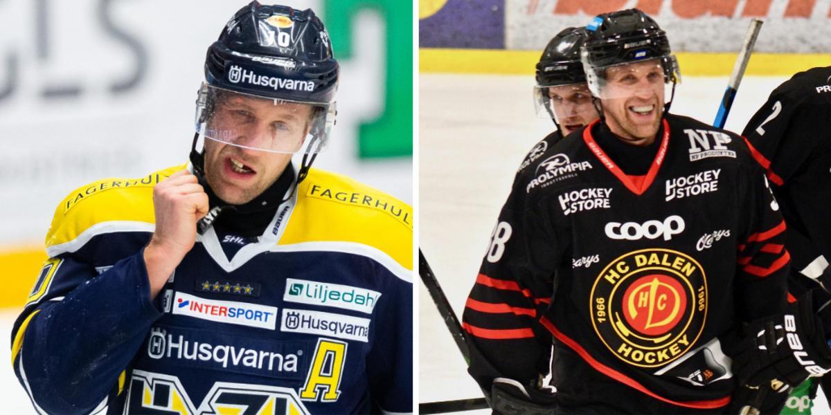 """Har gjort 14 säsonger i HV71 – nu kan den förre guldhjälten hamna hos SHL-konkurrenten: """"Lockar"""""""