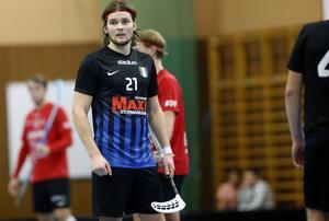 Isak Hall var poängbäst i division 1-jumbon Jemtland säsongen som gick.