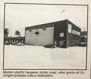 Ur ÖP lördag 28 december 1991.