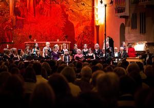 Cantilenakören sjunger i Stora kyrkan 7 december.