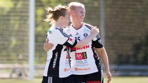 Hannah Claesson och Ulrika Rejdemark