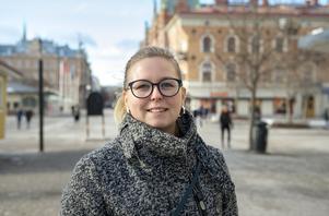 Emelie Näs, 37 år, verksamhetsutvecklare, Österro