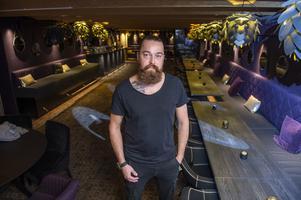 Nere i källaren på restaurang Rå kommer det inom kort att öppnas en ny nattklubb. Det är krögaren och ägaren André Berglund som står bakom beslutet.