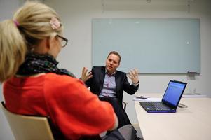 Skribenten hoppas att Metoo även ska slå igenom vid anställningar. Bild: Anders Wiklund/TT