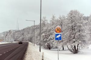 Nästa år kommer det att finnas 16 trafiksäkerhetskameror i Örnsköldsvik.
