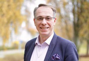 Jörg Bassek. Foto: Ulrica Lundholm Ericsson/Borlänge kommun.
