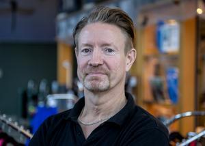 Lars Wallin, 52 år, cafébiträde, Timrå