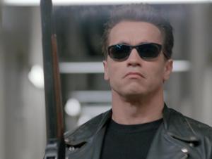 Arnold Schwarzenegger fick uppemot hundra miljoner kronor för att reprisera sin roll som terminator. Foto: StudioCanal