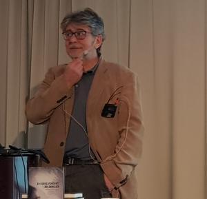 Vladislav Savic på Senioruniversitetet