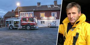 Hallgården och Håkan Karlsson Foto: Linnea Karlsson & Arkiv
