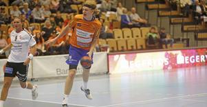 Martin Boija sköt sju mål för Lif Lindesberg i mötet med RP Linköping. Det räckte dock inte till poäng.
