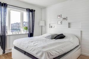 Sovrum. Foto: Svensk Fastighetsförmedling Arboga