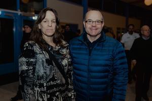 Maria Nolemo och Jan-Anders Nolemo. Bild: Martin Bohm