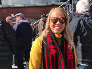 Caroline Brännström, 27 år, butiksbiträde, Östersund.