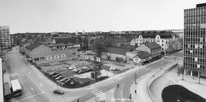 Kopparbergsvägen 1982. Foto: Lasse Höglund/VLT:s arkiv