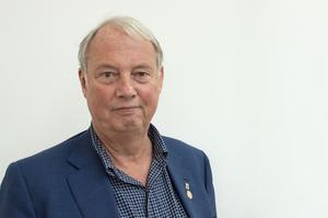 Harry Bouveng (M) är ordförande för kommunstyrelsen i Nynäshamn.